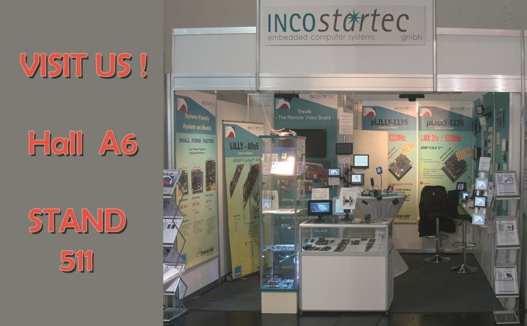 Visit Us Halle A6 Booth 511